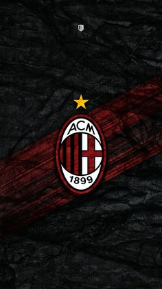 Milan Wallpaper, Galaxy Wallpaper, Wallpaper Backgrounds, Football Is Life, World Football, Ac Milan, Football Wallpaper Iphone, Chelsea Fc Wallpaper, Milan Football