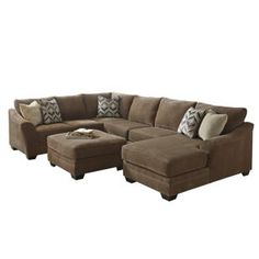 Best Show Details For Maier Charcoal 2 Piece Sectional With Laf Chaise Ashley Furniture Sofas 640 x 480