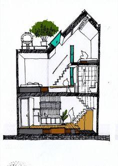 Beautiful Houses: 2.5 House | Abduzeedo Design Inspiration