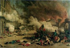The Storming of the Tuileries Palace, August 10, 1792. Prologue for #ARefugeAssured.
