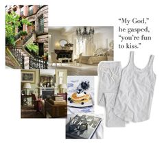 """""""Sunday Morning"""" by mrs-snow ❤ liked on Polyvore featuring J.Crew and Brownstone"""