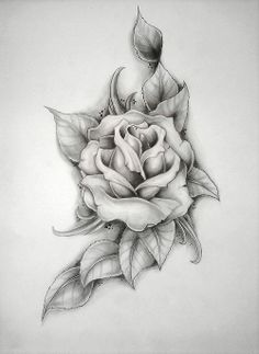 I would love this as a tattoo, but with color