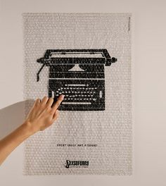 Noisy Interactive Posters » Lost At E Minor: For creative people