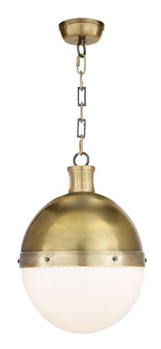 Large Hicks Pendant - Circa Lighting | domino.com