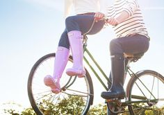 Prima Ivy biking with my lover...