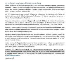 #Opportunità per #bloggeritalia     #igeritalia #YoutuberItalia