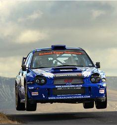 Subaru STi Rally | WRC Rally School @ http://www.globalracingschools.com