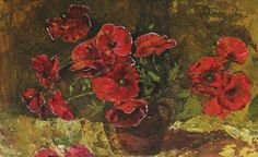 Art World, Impressionism, 19th Century, Poppies, Paintings, Artists, Decoration, Beauty, Art