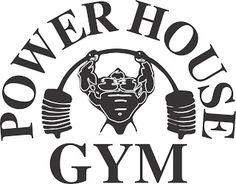 estampa gym fitness academia vetor gold gym