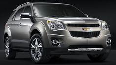 Подтянутый 2016 Chevrolet Equinox