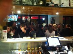 Oscar's is a busy place 'coz its fun, its refreshing, its social!!! Come & visit us at www.oscarsofessendon.com.au