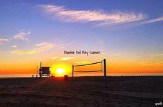 November 20, 2015 Marina Del Rey Sunset...