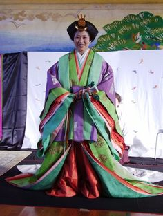 1000+ images about Traditional 12 layer Kimono on ...