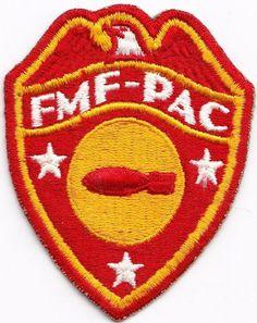 FMF-PAC Fleet Marine Force Bomb Disposal Units v-2 WW2 USMC