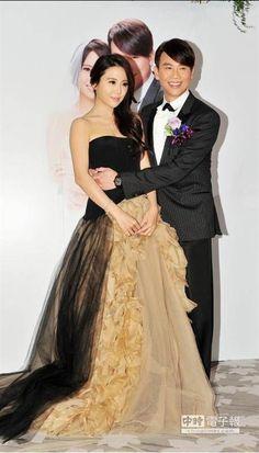 世紀浪漫婚禮 陶喆「豪」娶美嬌娘