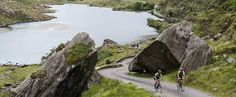 The Ring of Kerry Cycle Route is in an area known throughout the world for its archaeological treasures, breathtaking scenery and charming hospitality. The route travels . Wild Atlantic Way, Atlantic Beach, Dublin, Uk Tourism, Waterford City, Ireland Holiday, West Coast Of Ireland, Cycling Holiday, Cheap Holiday