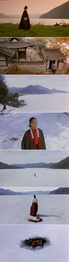 "Untold Scandal (스캔들 - 조선남녀상열지사) - 2003 - Les Liaisons Dangereuses - the Korean ""Mme de Volange"" heartbroken #Kdrama"