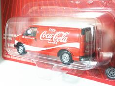 1/64 コカコーラ 1998 GMC デリバリーバン ジョニーライトニング コカ・コーラ Coca Cola デリバリービークル_画像2