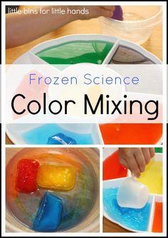 Frozen Color Mixing