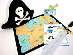 Pirate Party printab
