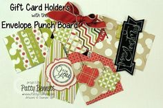 Punch-board-gift-cards- video tutorial