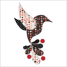 Looking for your next project? You're going to love Applique Add On's -Hummingbird by designer urbanelementz.