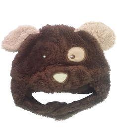 Dog Patch Brown Fur Cap