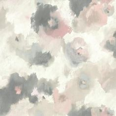Shop Impressionist Floral Wallpaper, in. x 33 ft. = 56 sq ft, in Pink - in. x 33 ft. = 56 sq ft - On Sale - Overstock - 26036051 Stripped Wallpaper, Modern Wallpaper, Pink Wallpaper, Wallpaper Roll, Wallpaper Backgrounds, Iphone Wallpaper, Screen Wallpaper, Wallpaper Quotes, August Wallpaper