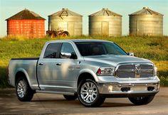 Dodge Ram 1500 EcoDiesel : le plus économique des pick-up !