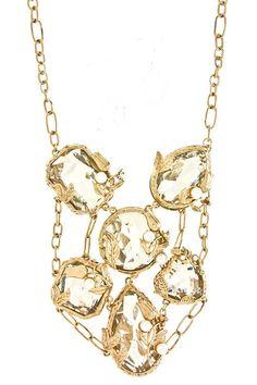 """D'Talia - """"Audrey"""" necklace, $46.00 (https://store-1a667.mybigcommerce.com/audrey-necklace/)"""