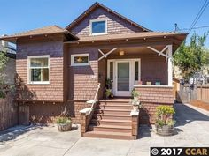 Charming Oakland Craftsman: 211 Orange St., Oakland, CA 94610 | Oakland, CA Real Estate | Oakland, CA Home for Sale