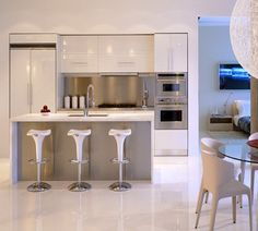Contemporary Kitchen - I like it!