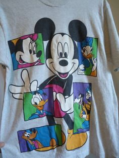 Vintage 90's Disney Mickey Unlimited by Jerry Leigh by POPWILDLIFE, $18.00