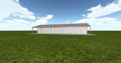 Cool 3D #marketing http://ift.tt/2rC6Qil #barn #workshop #greenhouse #garage #roofing #DIY