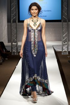omisaidit:    Rana Noman  Pakistan Fashion Week London 2012
