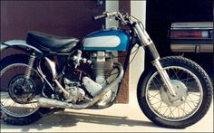 vintage scramblers | airbrush, car wrapping and more
