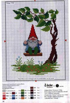 cross-stitch-patterns-free (285) - Knitting, Crochet, Dıy, Craft, Free Patterns