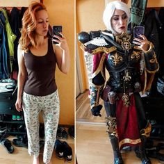Sister of Battle (Warhammer by Red Chaos Cosplay Warhammer Online, Warhammer 40k Memes, Warhammer Art, Warhammer Fantasy, Warhammer 40000, Destiny Cosplay, Epic Cosplay, Cosplay Girls, Cosplay Ideas