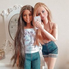 Barbie Fashionista Dolls, Barbie Dolls, Barbie Tumblr, Barbies Pics, Insta Baddie, Cool Fire, Barbie Collection, Barbie Friends, Fashion Dolls