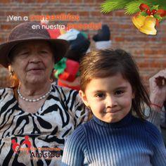 En #CasadeDescansoAmistad consentimos a nuestros adultos mayores y sus familias.