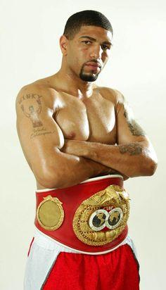 Ronald Winky Wright. IBF Middleweight World Champion 2001-2005