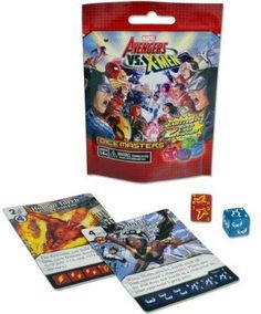Dice master booster sets, anyone's id be interested in