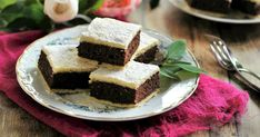Hungarian Desserts, Hungarian Recipes, Cake Cookies, Feta, Sandwiches, Cheesecake, Paleo, Vaj, Pizza
