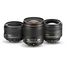 Build an exceptional fast prime lens system The wide-angle piece of Nikon's versatile new f/1.8 FX lens collection Pair the AF-S NIKKOR 28mm f/1.8G with the AF-S NIKKOR 50mm f/1.8G and AF-S NIKKOR 85mm f/1.8G for a truly exceptional compact prime lens system. All three lenses offer the latest Nikon advancements and optical design characteristics, so you'll get consistent performance at each focal length: wide-angle, standard and medium telephoto.