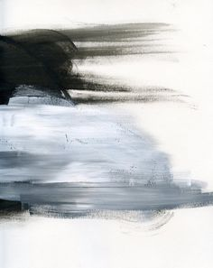 This painting makes me think of a cool, grey, blustery day...the best days to sleep, eat comfort foods, and spend inside reading with a hot cup of tea.