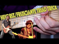 18 Jimi Hendrix Licks You Must Know - with Tablature - YouTube