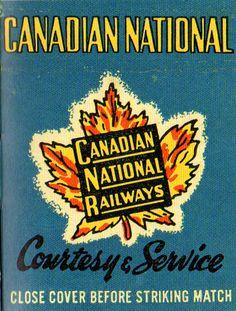 Canadian National Courtesy & Service