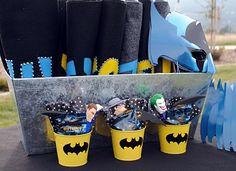 Batman party ideas :-)