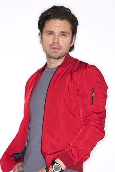 12 Photos That Prove Sebastian Stan Is Actually A Demigod