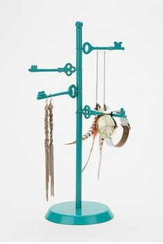 Spinning Keys Jewelry Stand, Urban Outfitters $24